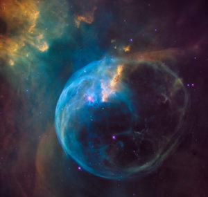 bubble-nebula-hubble-26th-anniversary
