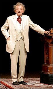 "Hal Holbrook as Mark Twain: ""Cats"""